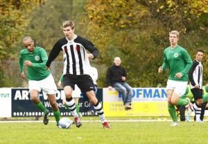 Fussball regional Nieder Erlenbach - Concordia Eschersheim
