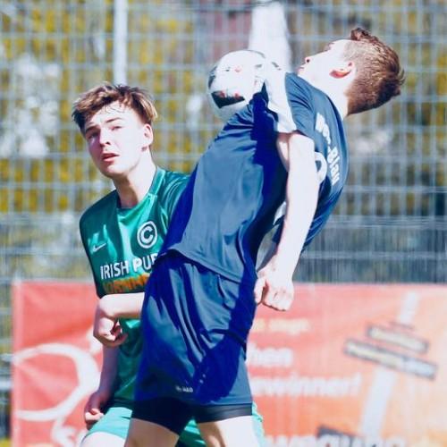 Fussball regional SC Weiss Blau - Concordia Eschersheim